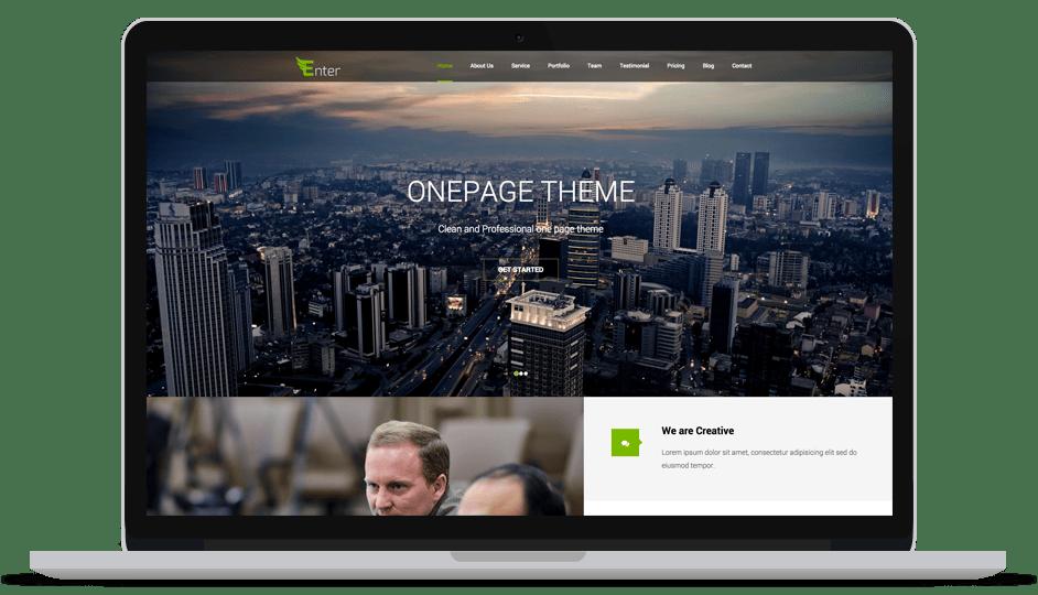 enter-laptop-theme-gratuito